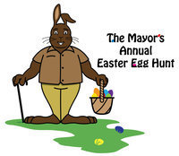 Image: Mayor Frank Jackson is asking for egg and candy donations — The Easter Egg Hunt will be Saturday, April 23rd at 10:00 AM at the UpChurch Ball Fields for children up to the fourth grade. City of Italy's Mayor, Frank Jackson, is asking for egg and candy donations and volunteers as well.