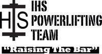 "Image: The IHS Powerlifting Team 2009, ""Raising The Bar."" — Freshman Sa'Kendra Norwood and Kaytlyn Bales competed at the State meet lifting against, approximately, 250 other powerlifters. In the end, the toughest competition the duo faced was their own inexperience."