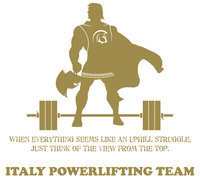 Image: In powerlifting, your strongest competition is always you.