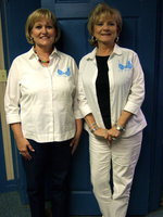 Image: Patty Hernandez and Alice Compton will be on Channel 10 News (Waco) May 15th at 4:00 PM.