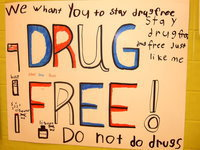 Image: Just say no to drugs!