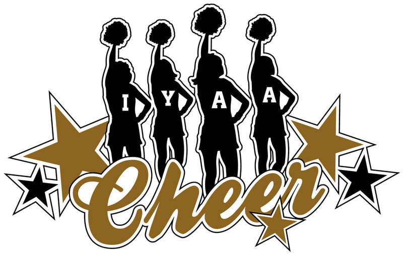 Image: Be a part of the IYAA cheerleader experience! Pom-Poms and champions are raised here!!
