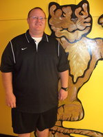 Image: Brandon Ganske is the new P.E. teacher for Stafford Elementary.
