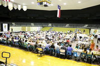 Image: Student-athletes, coaches, fans and family members filled the dome for the 2013-2014 Italy Athletic Banquet for the end of the year award presentations.