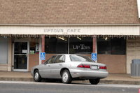 Image: The Uptown Cafe is closing on September 12, 2015. There will be a reception for Doris Mitchell that day at 2:00 p.m. at the cafe.