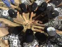 Image: Italy's 10U Gladiator Baseball team brings 'home' some bling!!!
