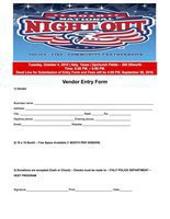 Image: 2016 National Night Out Vendor Entry Form – page 1