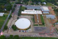 Image: Non high school floats and parade participants should enter the line up on Park Street to the East of the Old Gym. Please do not proceed beyond the Dome as this space is reserved for the Police, CAP Color Gaurd, Band, Cheerleaders, Princesses, King/Queen Nominees, Football and Volleyball teams.